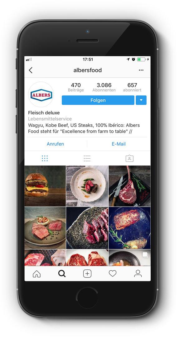 Werbung auf Social Media
