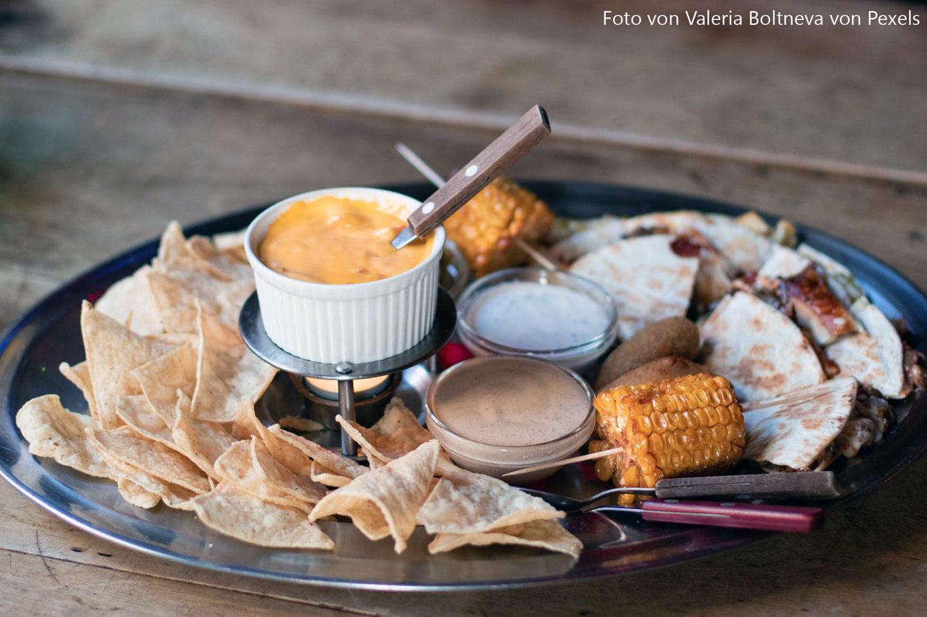 Tortilla Chips, Nachos und Dips lieber online bestellen?